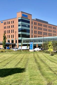 Detroit Medical Center.