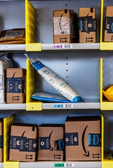 Dildos are non-essential, Amazon worker says, as Romulus facility protests conditions