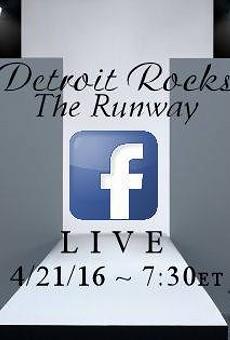 Detroit designers use Facebook Live feature for fashion show