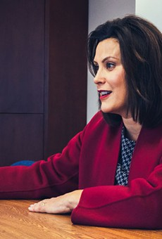 Gov. Whitmer cancels contract with firm for coronavirus contact tracing project connected to her re-election campaign (2)
