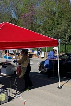 Kroger expands free drive-thru coronavirus testing sites into Michigan