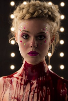 F*cked up from the neck up: 'The Neon Demon' is real weird