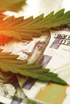 Michigan's adult-use marijuana industry made $91 million in sales so far