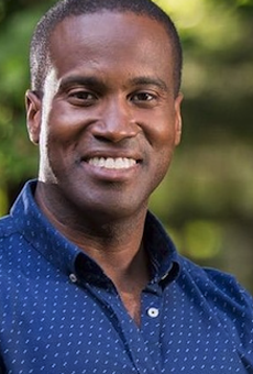 U.S. Senate candidate John James.