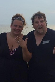 Woman's engagement ring found after 48 hours in Lake Michigan