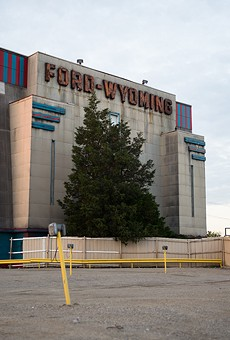 Ford-Wyoming Drive-In to reopen this week because we need something to believe in