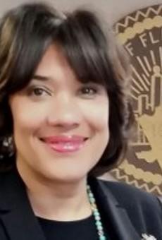 Mayor Karen Weaver.