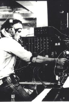 Richard Pinhas. Photo courtesy of Cuneiform Records.
