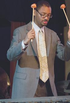 The Jason Marsalis Vibes Quartet performs at Jazz Café in September.