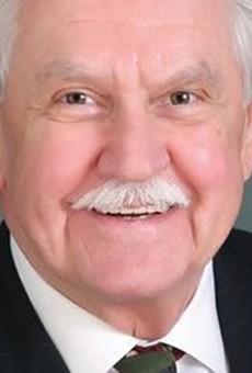 Mayor Kenneth Poynter.