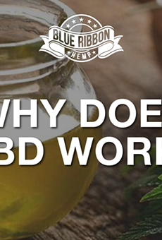 Why Does CBD Work?