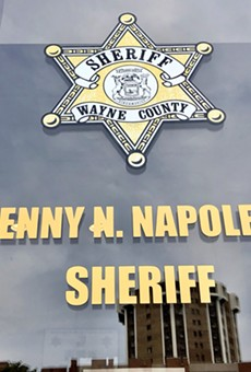 Wayne County Sheriff's Office.