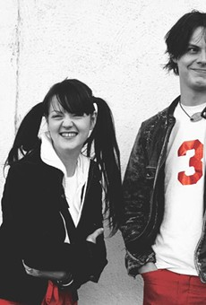 The White Stripes revisit brother-and-sister shtick for new greatest hits comp (2)