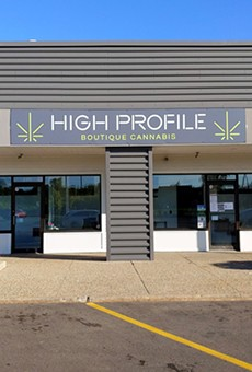 High Profile marijuana dispensary opens in Grand Rapids