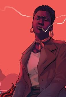 Saladin Ahmed announces second installment of supernatural 'Abbott' comic book