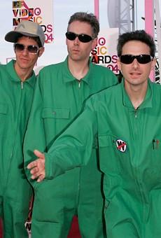 Beastie Boys, 2004.
