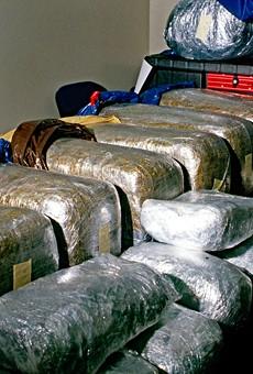 Michigan border sees 1,726% rise of marijuana seizures since last year