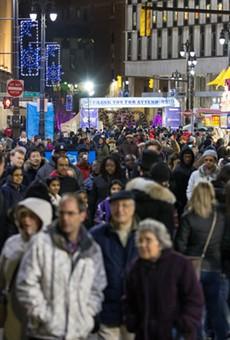 Detroit's 2021 Winter Blast is canceled
