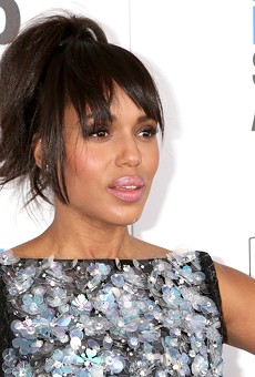Actress Kerry Washington turns up for Michigan Sen. Gary Peters in new radio ad