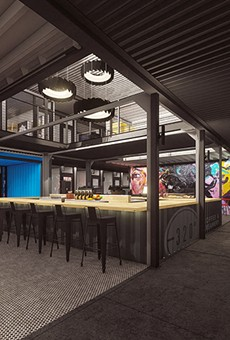 Ground breaks for Detroit Shipping Co.'s sister project Complex 444 next month