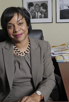 Grosse Pointe Park Councilwoman Darci McConnell.