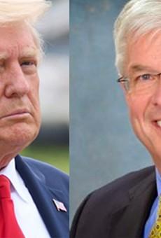 Trump admits Michigan Republicans met to discuss coup (2)