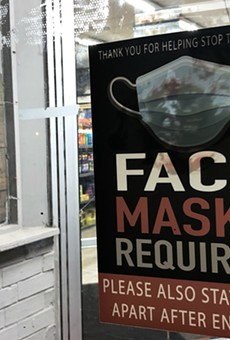 Most Michigan voters wear masks, plan to get vaccinated, and support Whitmer's restrictions