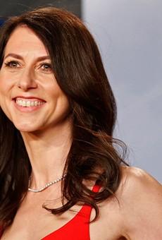 MacKenzie Scott, philanthropist and ex-wife to Amazon overlord, donates millions to non-profits