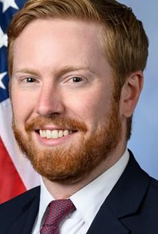 U.S. Rep. Peter Meijer.