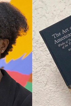 Detroit native Asmaa Walton founded The Black Art Library to fill the gaps she witnessed in many collections.