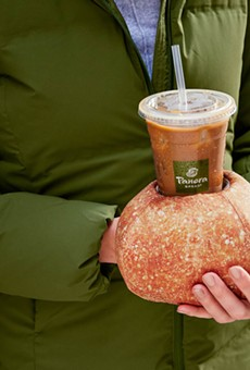 This fucking Panera bread glove is proof that science has gone too far