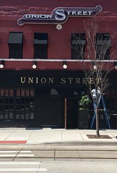 Detroit's Union Street restaurant.
