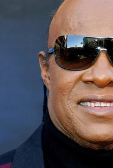 Motown legend Stevie Wonder is moving to Ghana because racism in America sucks (2)