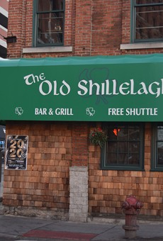 The Old Shillelagh.
