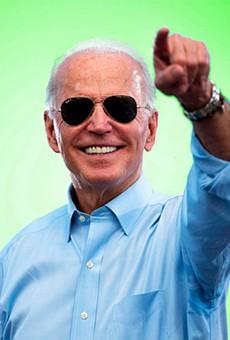 Joe Biden's White House has 'Reefer Madness'