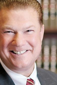 Macomb County Prosecutor Peter Lucido.