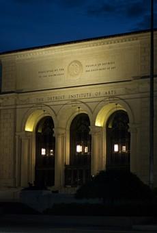 Detroit Institute of Arts in Detroit.