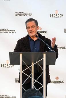 Bedrock Detroit owner Dan Gilbert.