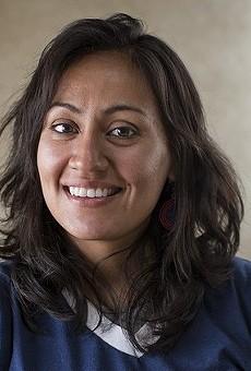 Detroit City Councilmember Raquel Castañeda-López