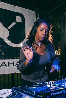 DJ Minx performs Sunday at TV Lounge.