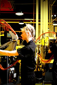 Is vinyl manufacturing records Detroit's latest growth industry?