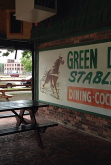 Green Dot Stables.