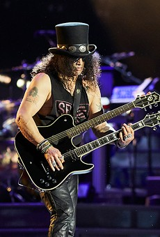 Guns 'N' Roses perform Sunday, Aug. 8 at Comerica Park.