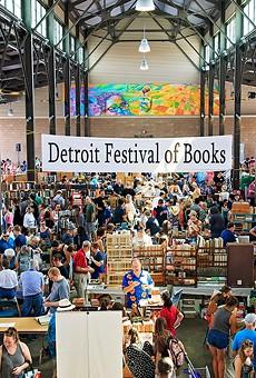 Detroit Festival of Books returns July 11 at Eastern Market.