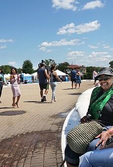 The Belle Isle Art Fair is Saturday, Aug. 7 and Sunday Aug. 8.