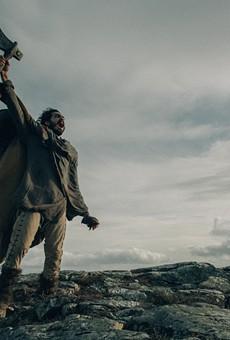 Dev Patel stars as Gawain, nephew to King Arthur.