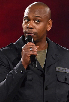 Comedian Dave Chappelle will be performing four live shows at the Fillmore Detroit this month.
