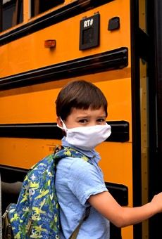 About half of Michigan's students are enrolled in schools that have issued mask mandates.