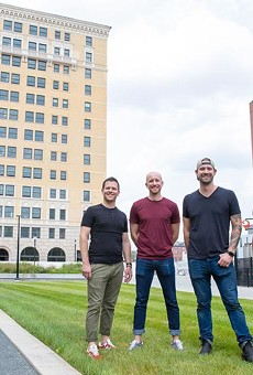 Four Man Ladder, the team that operates Grey Ghost and Second Best, have partnered with Olympia Development for third establishment.