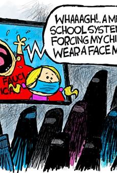 Burqas and babies